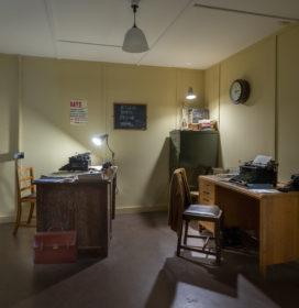 Alan Turing Office, Hut 8, courtesy Bletchley Park Trust (3)
