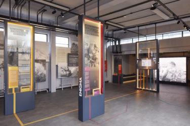 D-Day preshow exhibition