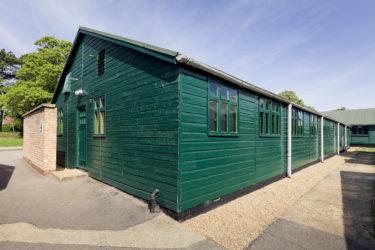Hut 6, credit Will Amlot, Bletchley Park Trust